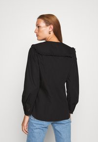 ARKET - BLOUSE - Blouse - black dark