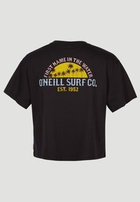 O'Neill - CALIFORNIA SURF - Print T-shirt - black out - 4
