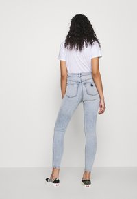 Abrand Jeans - HIGH ANKLE BASHER - Jeans Skinny Fit - light-blue denim - 2