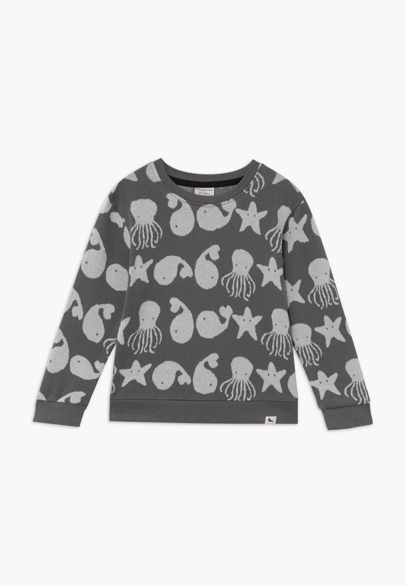 Turtledove - SEA FRIENDS BABY  - Felpa - dark grey