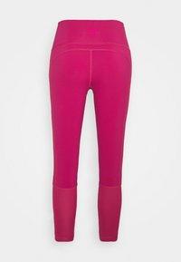 adidas Performance - Tights - pink - 8