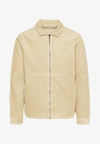 Another Influence - ZIP THROUGH - Camicia - brown - 4