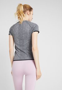 Even&Odd active - Treningsskjorter - grey melange - 2