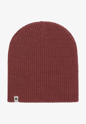 Beanie - rose brown