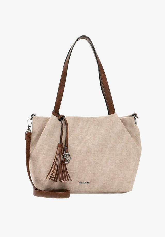 ELKE - Käsilaukku - sand