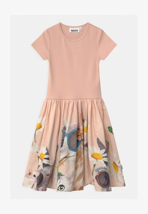 CISSA - Jersey dress - light pink