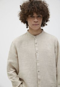 PULL&BEAR - Overhemd - beige - 4