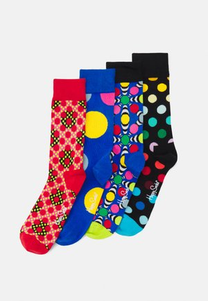 CLASSIC DOTS GIFT SET CREW SOCKS 4 PACK - Socks - multi-coloured