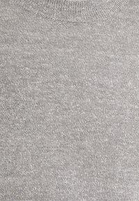 Icebreaker - FLAXEN CREWE - T-shirt imprimé - slate - 5