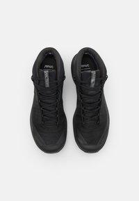 Arc'teryx - AERIOS FL MID GTX M - Chaussures de marche - black/cinder - 3