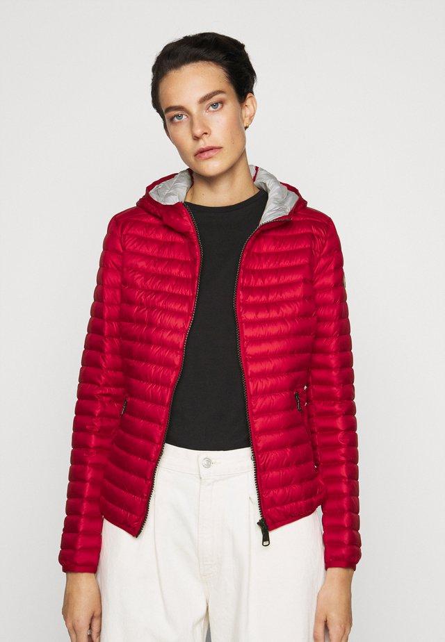 LADIES JACKET - Down jacket - red