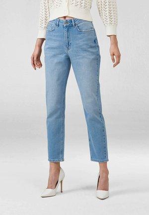 Straight leg jeans - light stoned