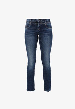 REA REGULAR - Slim fit jeans - blau