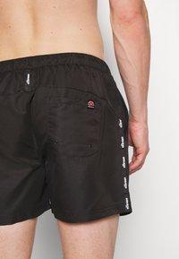 Ellesse - POSITANO - Swimming shorts - black - 1
