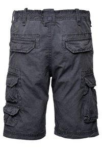CODE | ZERO - Cargo trousers - anthracite - 1