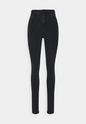 VMSOPHIA SKINNY RHINESTONE - Jeans Skinny Fit - black