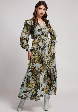 Maxi dress - gemustert multicolor