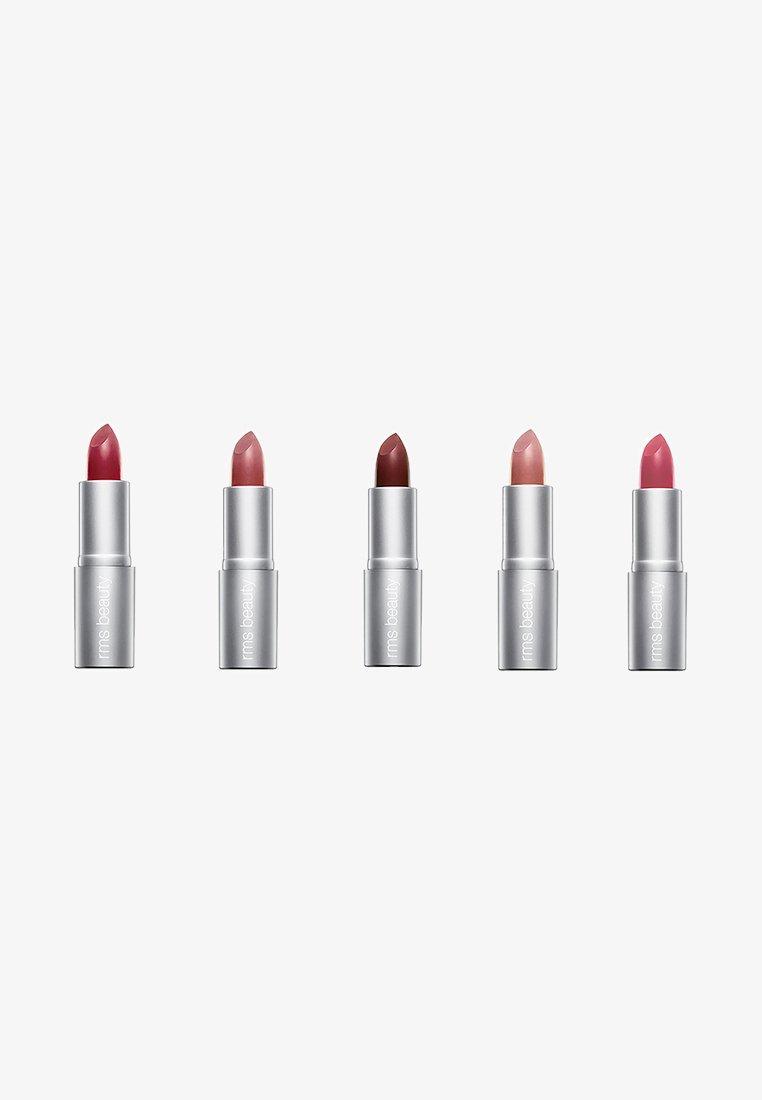 RMS Beauty - WILD WITH DESIRE MINI LIPSTICK SET - Palette pour les lèvres - -