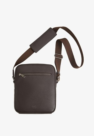 ALLDAY - Across body bag - marron