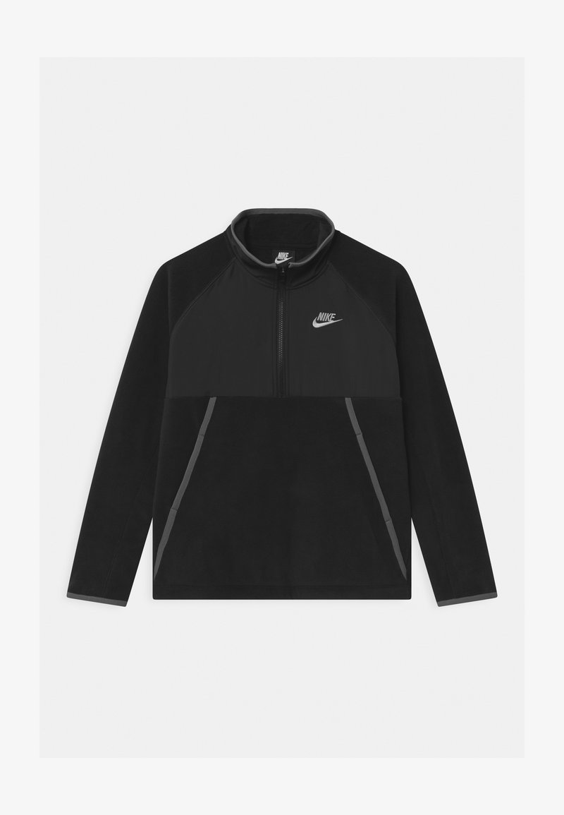 Nike Sportswear - WINTERIZED - Sweat polaire - black/smoke grey
