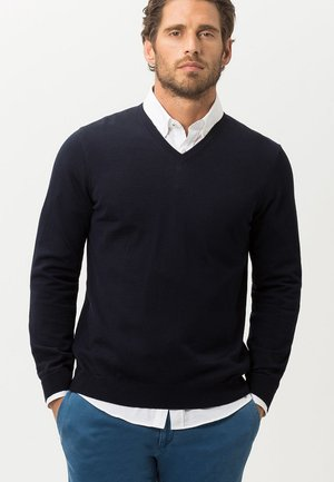 STYLE VICO - Jumper - navy