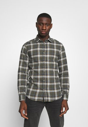 ONSBOBBY WASHED CHECK - Shirt - deep depths
