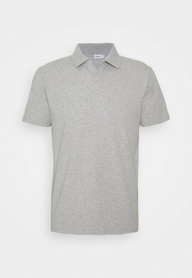 Polotričko - light grey melange