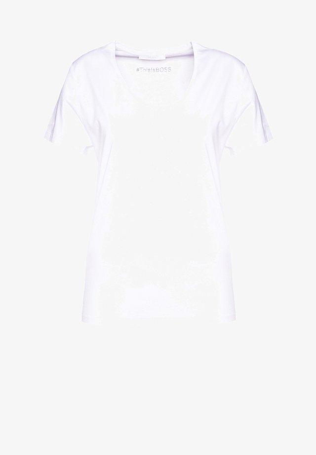 EGREATY - Basic T-shirt - white
