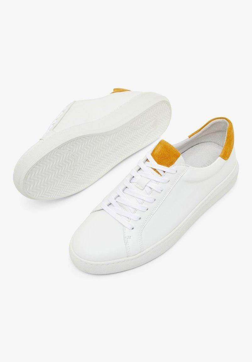Bianco Sneaker low - mustard/gelb - Herrenschuhe qIRT3