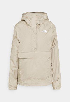 INSULATED FANORAK - Outdoor jacket - flax