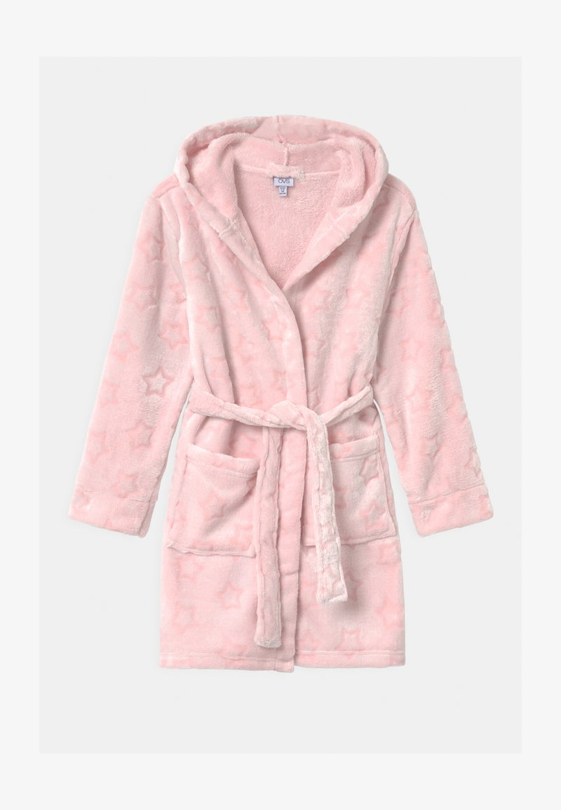 OVS - STARS - Dressing gown - heavenly pink