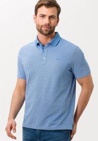 BRAX - STYLE PETTER - Polo shirt - light blue - 0