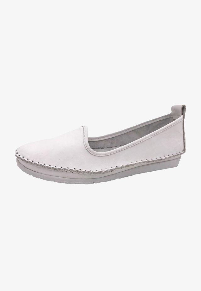 Ballet pumps - weiß