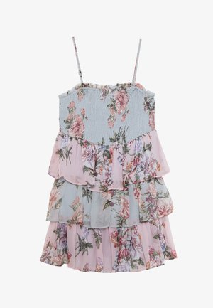 MINKA DRESS - Day dress - blue