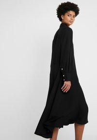 Rika - ROSA DRESS - Vestido camisero - black - 3