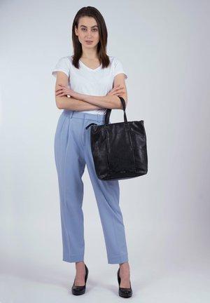 SALLY - Tote bag - black