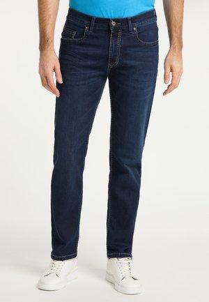 Slim fit jeans - stone used