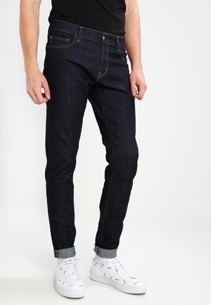 REBEL PANT SPICER - Jeans slim fit - blue one wash