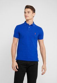 Polo Ralph Lauren - SHORT SLEEVE KNIT - Polotričko - heritage royal - 0