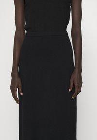 Filippa K - HONOR SKIRT - Pencil skirt - black - 3