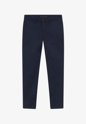 ESSENTIAL SKINNY  FLEX - Chino - blue