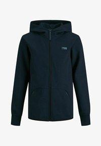 Jack & Jones Junior - Zip-up sweatshirt - navy blazer - 0