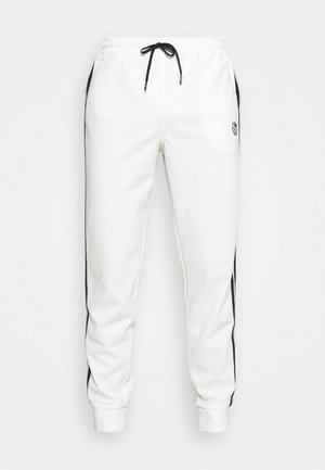 TRACK PANTS YOUNGLINE - Pantalon de survêtement - blanc de blanc/night sky