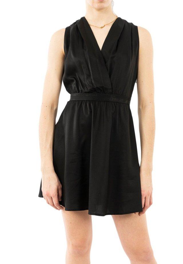 LISE - Robe d'été - noir