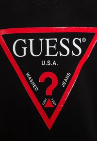 Guess - JUNIOR CORE - Sweater - jet black - 2