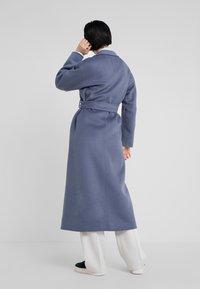 Filippa K - ALEXA COAT - Abrigo - blue grey - 2
