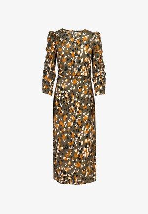 GINA  - Korte jurk - animal print