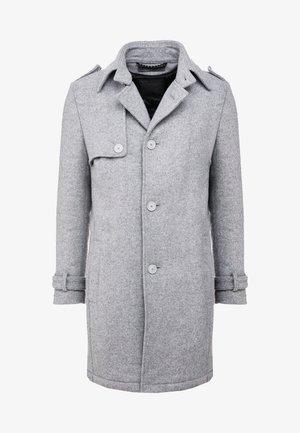 SKOPJE - Krótki płaszcz - grau