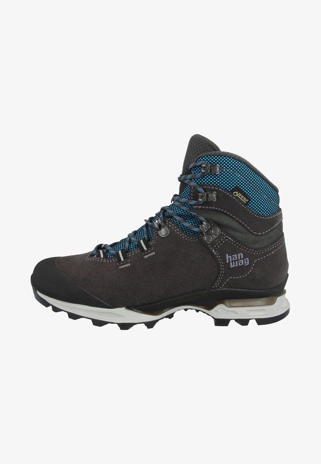 TATRA LIGHT LADY GTX - Climbing shoes - asphalt/ocean