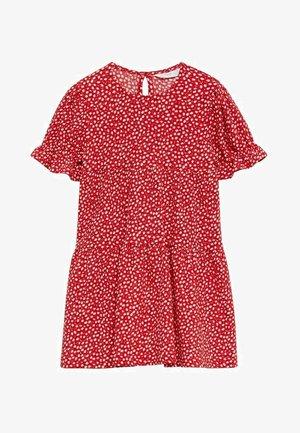 ROVI - Day dress - rouge
